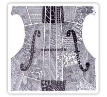 """""""Zentagle Violin or Cello Music"""" by eugeniotoso   Redbubble"""