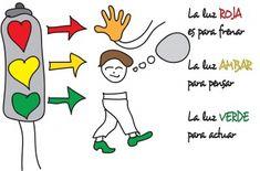 Canción infantil el semáforo del corazón, trabajamos las habilidades sociales. Orientación Andújar.