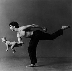 Dance Dad by Lois Greenfield: Breaking Bounds  #Photography #Dance