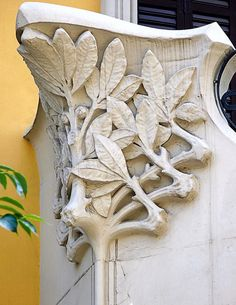 Jul cases francesc lalanne 1910 architect: arnau calvet i peyronil Art Nouveau Design, Design Art, William Morris, Arabesque, Art Nouveau Arquitectura, Architectural Elements, Architecture Details, Arts And Crafts, Decoration