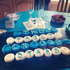 The Fault In Our Stars Book Party Ideas. Checkout my Instagram for more high lights. @Vaylinaa