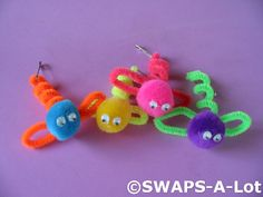 SWAPS-A-Lot - Mini Buggie Bug SWAPS Kit for Girl Kids Scout (25)