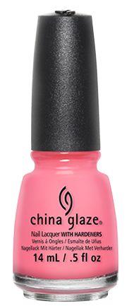 China Glaze Nail Polish Petal To The Metal 81758