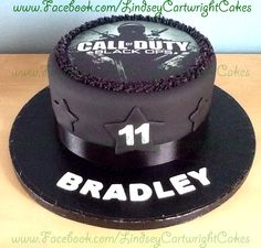 Call of duty black opps cake