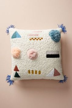 Shop the Embellished Shape Study Cushion and more Anthropologie at Anthropologie. Read reviews, compare styles and more.
