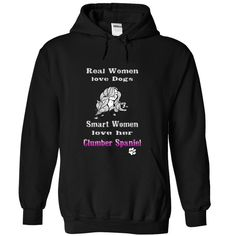 CLUMBER SPANIEL T-Shirts, Hoodies. Check Price Now ==► https://www.sunfrog.com/Pets/CLUMBER-SPANIEL-6037-Black-13655418-Hoodie.html?id=41382