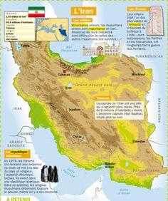Fiche exposés : L'Iran