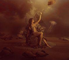 TOXIC SYNESTHESIA - The dreamlike and surreal world of Amandine van...