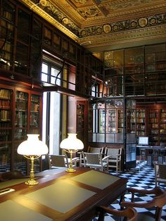 Ateneu Barcelonès. C/ Canuda. #Barcelona #Catalonia. This fine old library hosts occasional concerts, either in its leafy central patio or a small auditorium. Worth looking out for chamber music, featuring promising young musicians and the odd, bigger, name