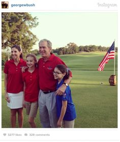 These Pictures in Honor of George Bush's Birthday Will Show You Why We Miss Him
