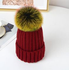 ad265927b 14 Best Fur hat for women images in 2018 | Hats for women, Fur pom ...