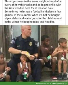 Faith in humanity restored More memes, funny videos and pics on Sweet Stories, Cute Stories, Feel Good Stories, Amazing People Stories, Awesome Stories, Beautiful People, Good News Stories, Happy Stories, Beautiful Stories