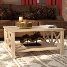 Walden Coffee Table