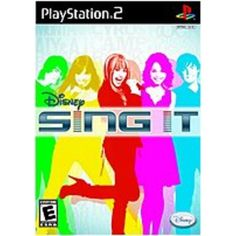 NOB Disney 712725005634 00563 Disney Sing It - PlayStation 2