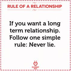 Honestly faithful loyal. Stick with one. My rules is easy.