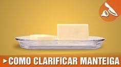 Clarificar manteiga