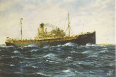 SS Inverurie by Ian Boyd