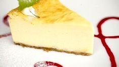 Творожно-лимонный пирог
