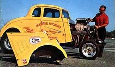 Top 11 most influential Gassers of all time? Think they got the list right?
