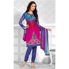 Beautiful Embroidery Designer Salwar Suit Thumb 3001