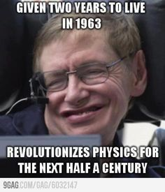 10 Cool Things You Didn't Know About Stephen Hawking Stephan Hawkings, Stephen Hawking Quotes, Brave, Nerd, Faith In Humanity, Good People, Amazing People, Extraordinary People, Inspiring People