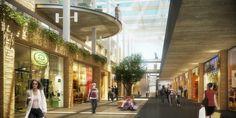 Il centro commerciale Forum Valle Aurelia è un progetto mixed use che ha l'obiettivo di rigenerare un'area strategica all'interno della città di Roma.
