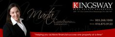 Marta Castelhano  Salesperson/Manager  Kingsway Real Estate Brokerage    Office: 905-268-1000    Mobile: 416-873-9123    Facsimile: 905-277-0020