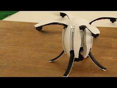 This 5-pound egg has a 4K camera drone inside #flight #drones #aviation