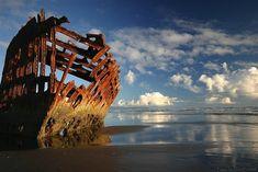 Five Amazing Shipwrecks You Can Visit In America