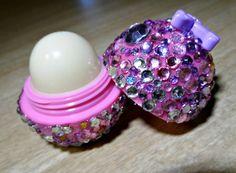 Custom Lip Balms $9.99 at Www.Etsy.com/shop/EmmaLittleByrd Get yours today!