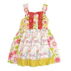 Spring Zing Dress