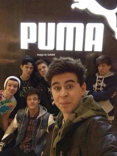 Magcon, and nash grier
