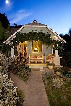 Casa de campo preciosa