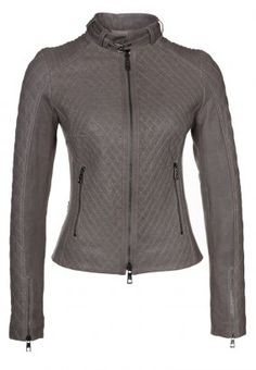 leather jacket - SLY 010