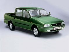 Dacia 1307 4WD Ti Pickup (1998 – 2006). Porsche Boxster S, Porsche 911, Citroen Ds, Pick Up, Jaguar, Volkswagen, Type E, Benne, Automobile