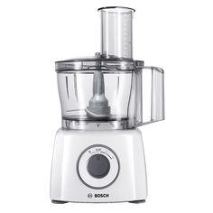 Välkommen till Produkter - Matberedning - Matberedare - Bosch Home Bosch, Kitchenaid, Electric Foods, John Lewis Shops, Plastic Bowls, White Food, Compact Kitchen, Small Appliances, Food Preparation
