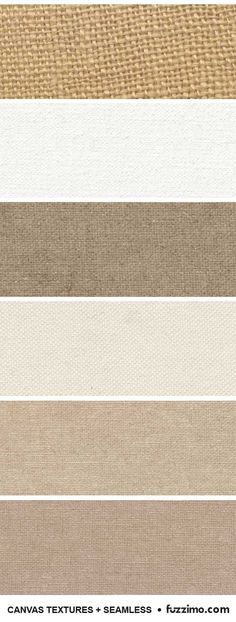 Free Hi-Res Canvas Textures + Seamless! LOVE these for my marketing texture background & for my future blog/website! Same materials I'm using for my packaging! LOVE linen & burlap <3