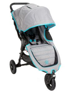 Baby Jogger and Jessica Alba Team Up to Create Super-Sleek Eco-Friendly Stroller