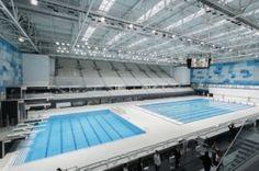 képek: Akár egy stadion - kész a Dagály [sic!] Duna Úszóaréna