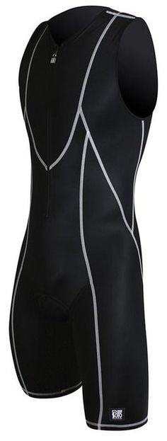 Liftfoil Speed Trisuit with coldblack® 2015 by De Soto Sports Best Cycling Shorts, Sport Man, Workout Wear, Mens Fitness, Wetsuit, Swimming, Suits, Stylish, Swimwear