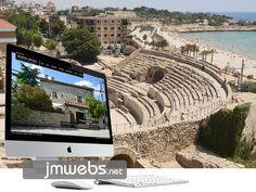 Ofrecemos nuestro servicio de diseño de páginas web en Tarragona. Diseño web personalizado y a medida (Barcelona). Más información en www.jmwebs.com - Teléfono: 935160047