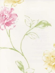 Floral Sidewall - FF90901 from Fresh Floral book