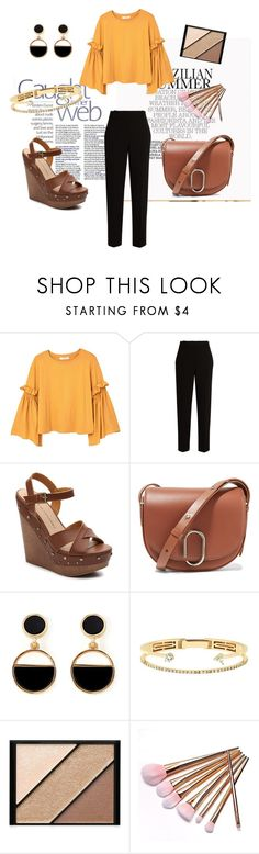 """""""Untitled #359"""" by fashion-style-tv ❤ liked on Polyvore featuring MANGO, The Row, Chinese Laundry, 3.1 Phillip Lim, Warehouse, Delfina Delettrez and Elizabeth Arden"""