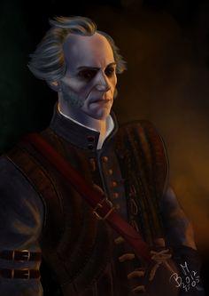 New thing :) Emiel Regis Rohellec Terzieff-Godefroy from Witcher ;)