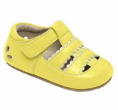 See Kai Run Smaller Girls Baby sandal from seekairun.com - cool baby shoes, toddler shoes, kids shoes and baby booties.
