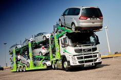 VOLVO - Autotransporteri