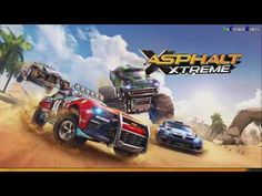 asphalt xtreme Game racing car / Game Moblie IOS-Android