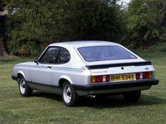 """Ford Capri """"Caberet"""" UK-spec '1982"""