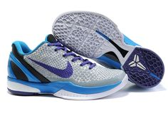 official photos 826af c8cb5 Cheap Nike Zoom Kobe 6 Royal Glacier Blue White Purple 2018 Spring Summer  Sale, New Arrival Kobe 6 Hot Sale