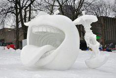 Snow lol